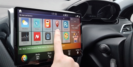 ACCESS provides the integrated solutions of ACCES Twine for Car enabling secure infotainment with Irdeto in-vehicle security solutions