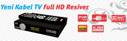 Ailə TV - Yeni Kabel TV Resiver