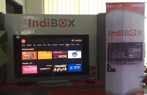 Telkom Indonesia IndiBOX