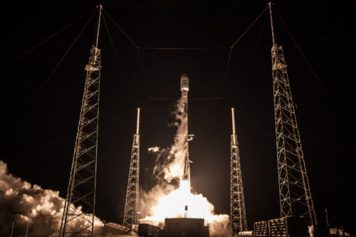 SES-12 Launch