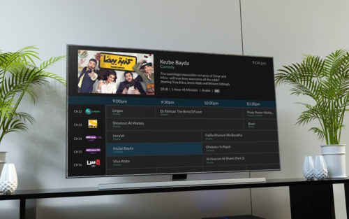 Gracenote Powers Next-Generation TV Viewer Experiences for Etisalat