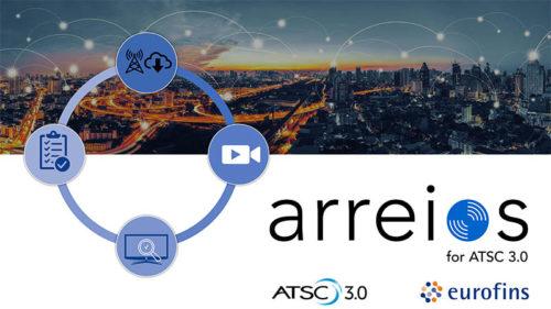 Eurofins Arreios for ATSC 3.0