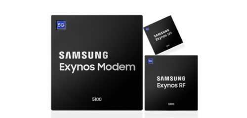 Samsung 5G Exynos Total Modem Solution