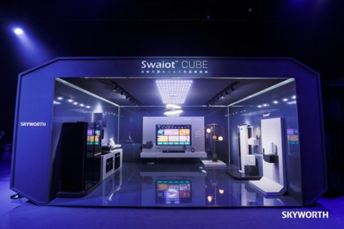 SKYWORTH TV Spring Product Launch 2019 – Experience Zone