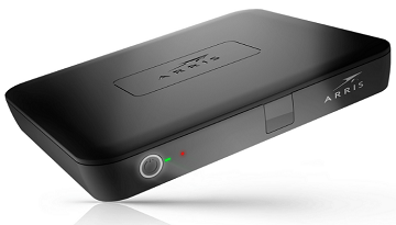 ARRIS TDS Android TV box