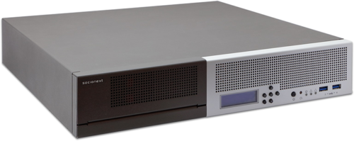 Socionext e8 encoder unit