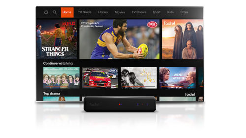 The New Foxtel Experience