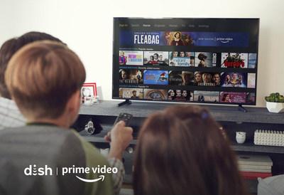 Amazon Prime Video on Hopper 3