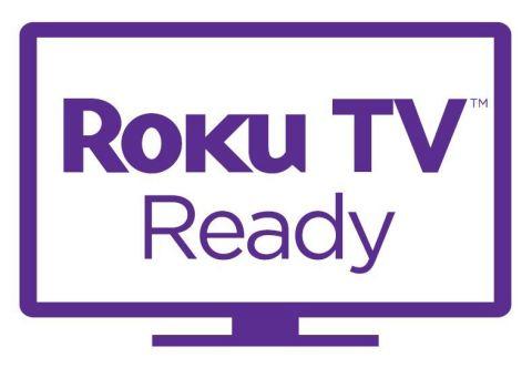 Roku TV Ready Logo