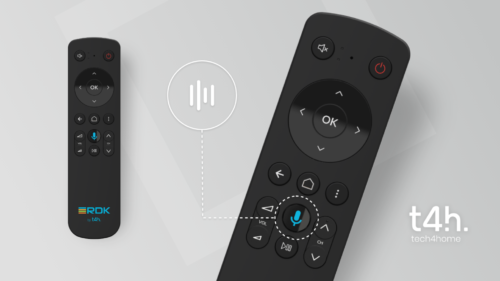 Tech4home unveils Voice Remote Control for RDK and Metrological STBs