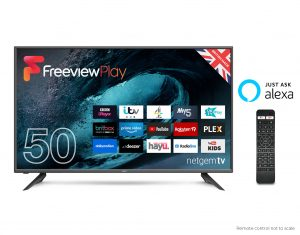 Cello launches Freeview Play Smart TV with Alexa in UK
