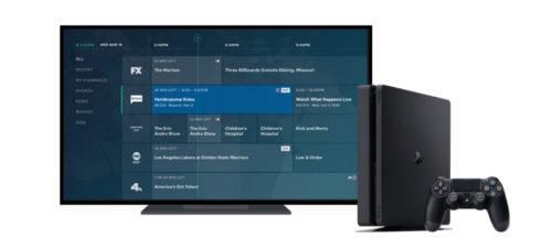 Hulu Live TV on PS4