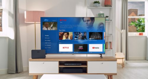 Sky Q with Netflix