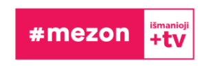 mezon tv Lithuania logo