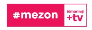 mezon tv Lithuania logo