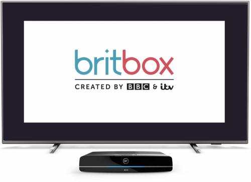 Britbox joins BT TV STB