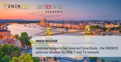 ENENSYS - Antenna Hungaria