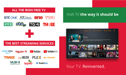 Ireland Netgem TV