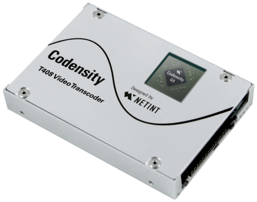 Codensity™-T408-Video-Transcoder