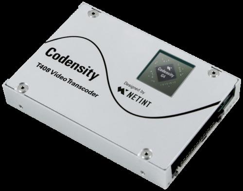 Codensity™-T408-Video-Transcoder