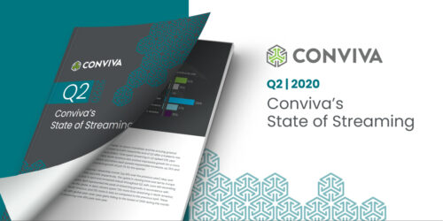 Conviva Q2 2020 State Of Streaming report