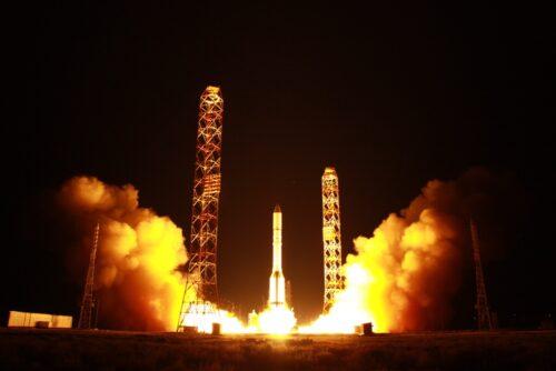 RSCC satellite launch