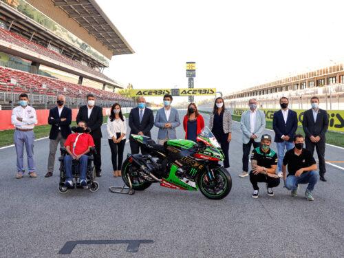 5G immersive sport TV trial at Circuit de Barcelona-Catalunya