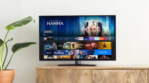 Fire TV Experience - Home