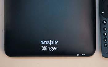 Tata Sky Binge Grid