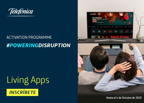 Telefónica Activation Programme - Living Apps
