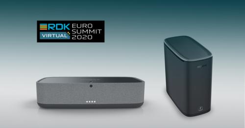 Humax Voice Assistant set-top box at Virtual RDK Summit 2020
