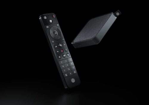 UEI-Liberty Global voice-enabled remote control