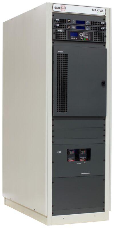 GatesAir Maxiva ULTX UHF TV transmitter