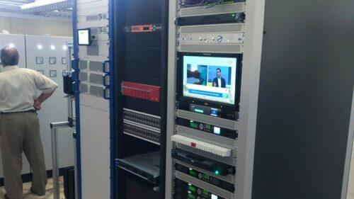 Rohde & Schwarz DVB-T2 transmitter