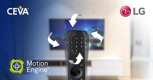 CEVA LG Magic Remote