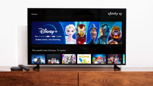 Disney-Xfinity screen