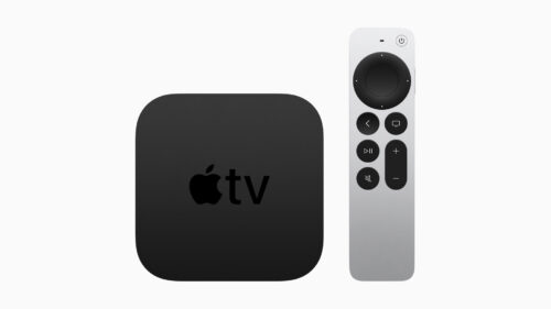 Apple TV 4K - April 2021