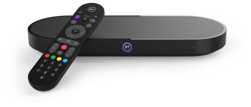 BT TV Box Pro - STB and RCU