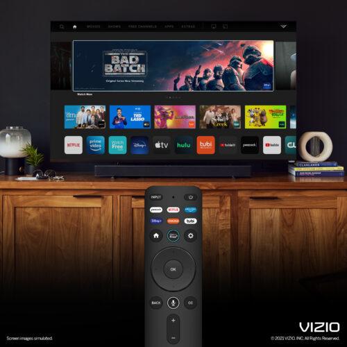 VIZIO TV remote SCUI