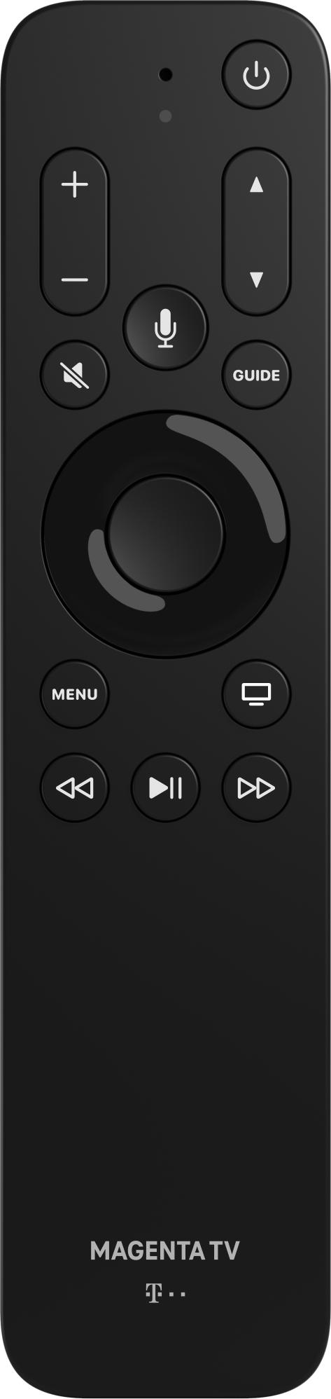 UEI-DT Apple TV 4K remote