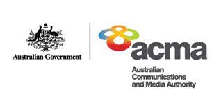 Australian Communications and Media Authority logo