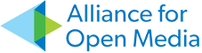 Alliance for Open Media logo