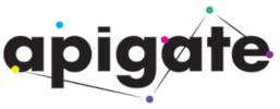 Apigate logo