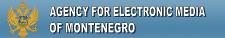 Agencije za elektronske medije logo