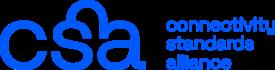 Connectivity Standards Alliance logo