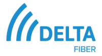 DELTA Fiber logo