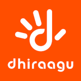 Dhiraagu logo