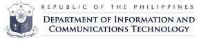 Department of Information and Communications Technology logo