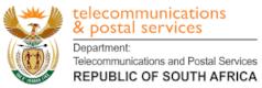 Department of Communications logo