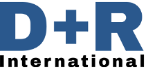 D+R International logo